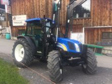 2014 New Holland T4050 tractor