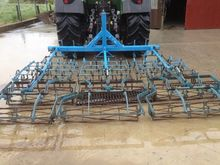 Lemken SYSTEMS CORAL Herse vibr
