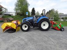 2016 New Holland T4.105 Tractor