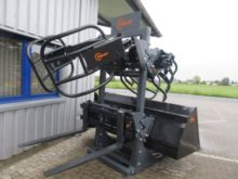 Hauer Front loader equipment