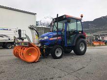 2012 Iseki TH4365FH tracteur fr
