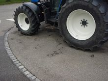 New Holland tires set