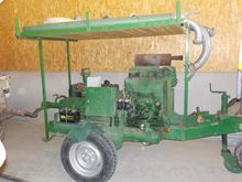 Caprari irrigation pump