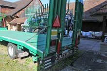 2012 Zaccaria ZAM 140SA platfor