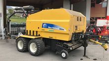2005 New Holland BR560 Pressuri