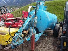 Kaiser K3000 manure spreader Ri