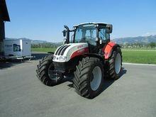 2017 Steyr 4120 Multi tractor
