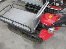 Honda HP 250 crawler Transporte