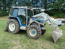 1994 Ford 6640 SLE Tracteur for