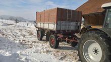 Truck 2- axle skipper