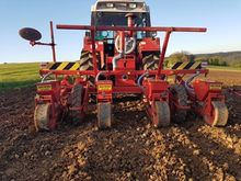Becker Aeromat maize sowing mac