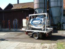 Milchtankanhänger 1500 liters
