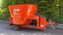 Kuhn 980 Mixing truck 10m3