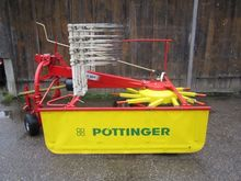 Pöttinger Eurotop 380 N swather