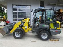 2000 Atlas 45 wheel loaders