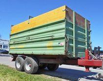 Brantner T9 11.5 tonnes Tipper