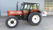 1990 Fiat 80-66 DT tractor