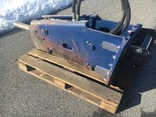 Hutter H450 Demolition hammer 6