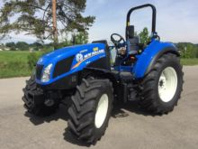 New Holland T4.75 Powerstar Wit