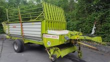 Claas Sprint 300T Loading truck