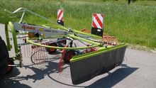 Claas Liner 370 swathers