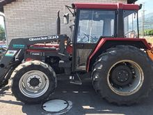 1988 IHC 833 Tractor with front
