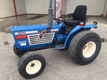 Iseki TE 3210 F micro tracteur