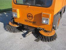 MFH 2100 Street cleaning machin
