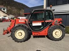 2003 Manitou MLT 730 120 LS