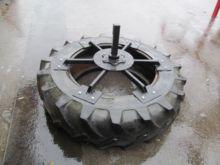 (selfmade) Feed chute wheel for