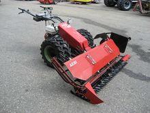 Aebi AM41 Engine mower incl