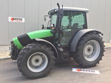 2010 Deutz Agrofarm 410
