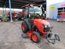 Kubota STW 40 Compact tractor w