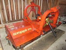 SEPPI M 250 mulcher
