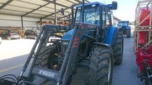 New Holland TS 90 Tracteur