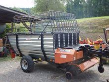 Bucher Monti 1 Ladewagen simila
