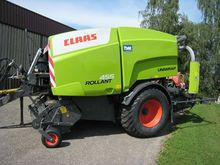 2010 Claas Rollant 455 RC Uniwr
