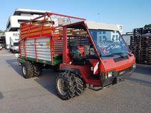2001 Aebi TP78 Transporter