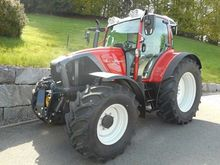 Lindner Geotrac 134 ep tractor