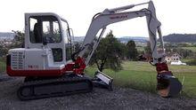 2004 Takeuchi Tb 135 excavator