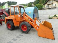 Kramer SE 312 wheel loaders