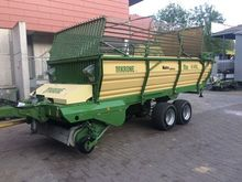 Krone 6.40 Loading wagons