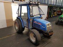 Iseki 325 Communal tractor 4x4