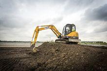 2017 CLG-906D 6 To 6t Excavator
