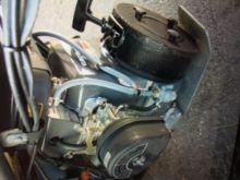 Motor to Aebi Rapid mower Engin