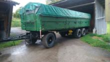Kumlin Tipper trailer 3 axles