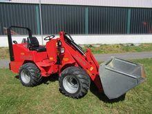 Macks 333 Farm loaders / wheel