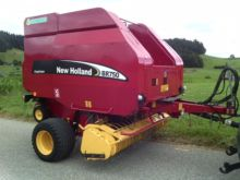 2003 New Holland BR 750 Round b