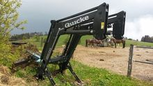 Quicke Q970 Front loaders