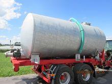 2015 slurry tank
